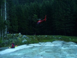 OutDoor Experience - Helicanyoning Tessin